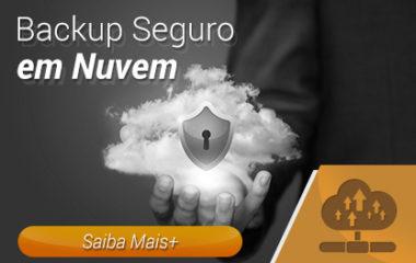 Backup Seguro na Nuvem