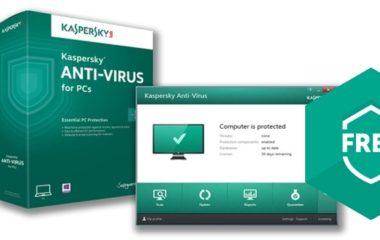 Você conhece o antivírus gratuito da KASPERSKY LAB?