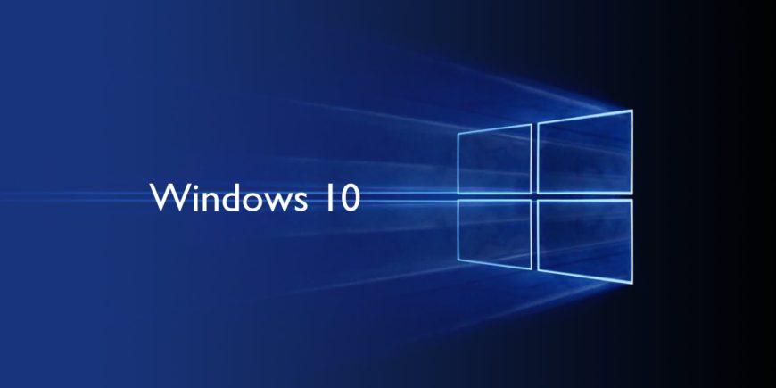 Atualização Windows 10 (KB4038788)